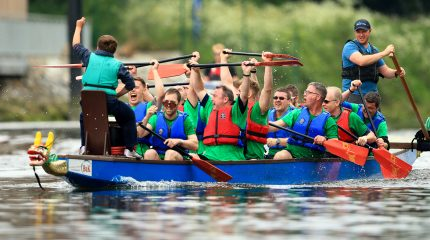 Image for Dragon Boat Race Fundraiser