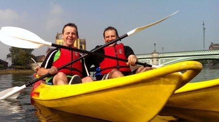 Image for Kayaking & Canoeing